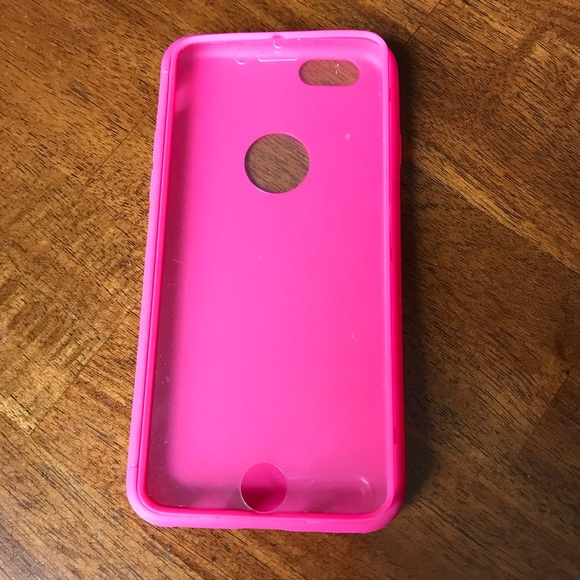 Accessories - iPhone 6, 7, 8 case with built in screen protector